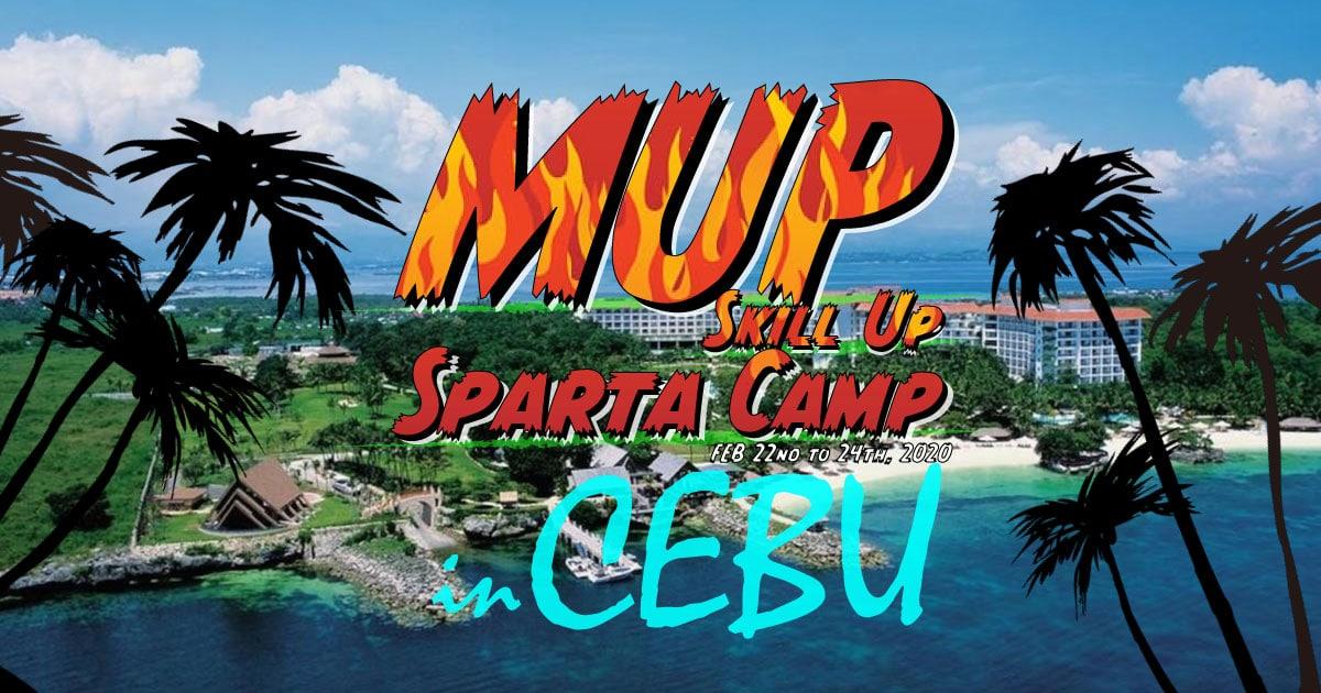 MUPキャンプ