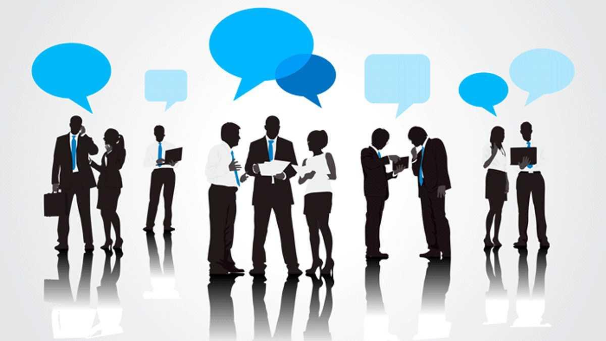 プレゼンテーションスキルが高くなると、人とのコミュニケーションが楽しくなります。