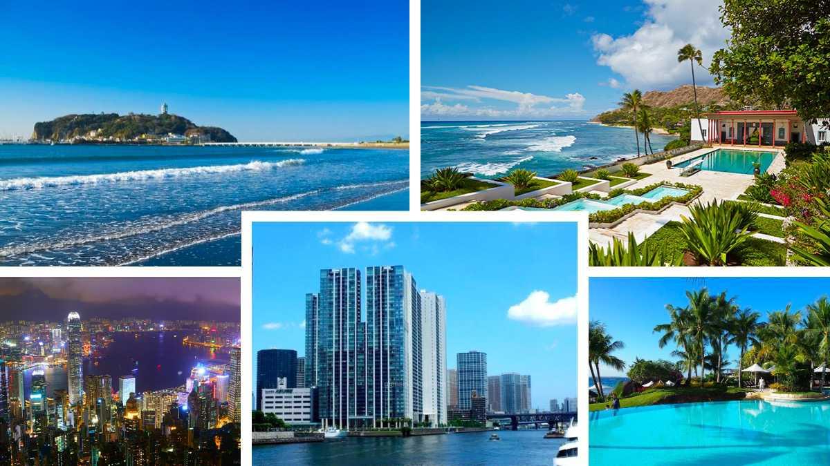 自宅は、世界5箇所。都内の超豪華ペントハウス